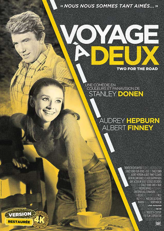 Voyage à deux (Two for the road) de Stanley Donen (1967)