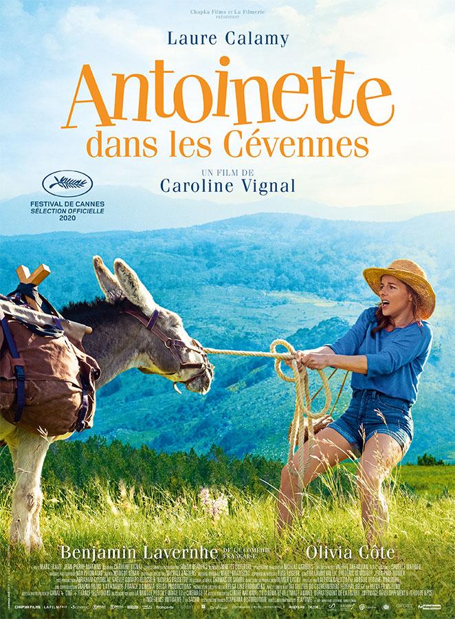 Antoinette dans les Cévennes (Caroline Vignal, 2020)