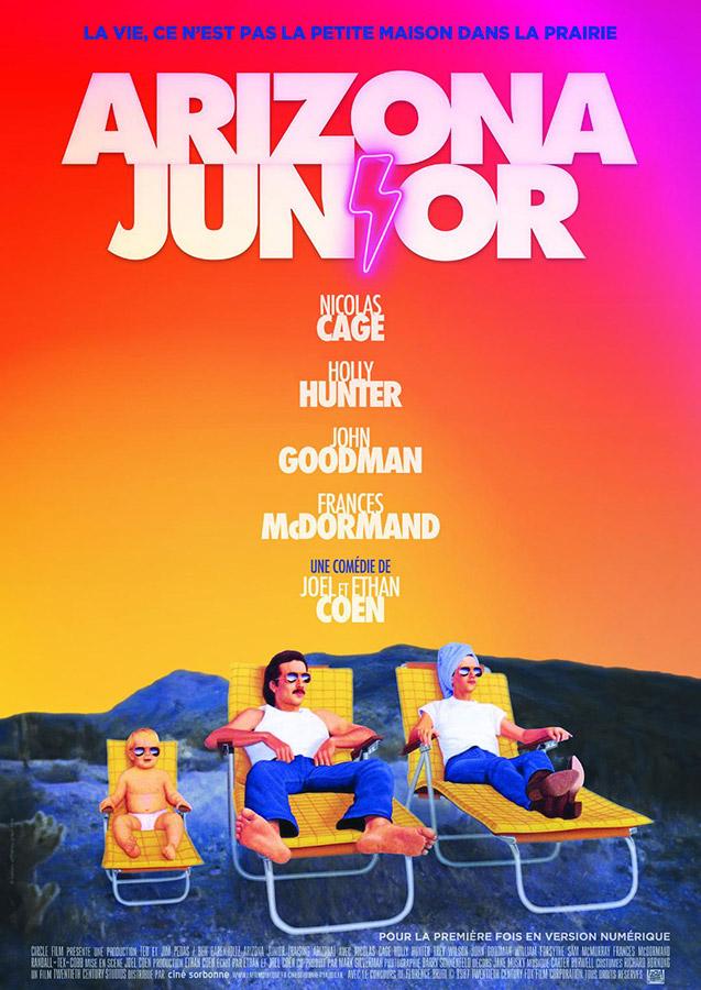 Arizona Junior (Raising Arizona) de Joel Coen (1987)