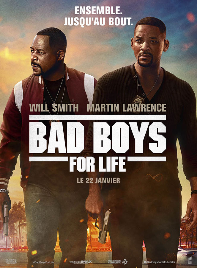 Bad Boys for life (Adil El Arbi et Bilall Fallah, 2020)