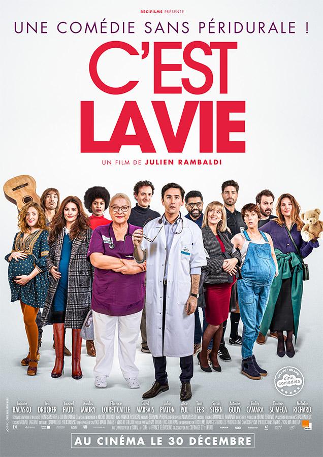 C'est la vie (Julien Rambaldi, 2020)