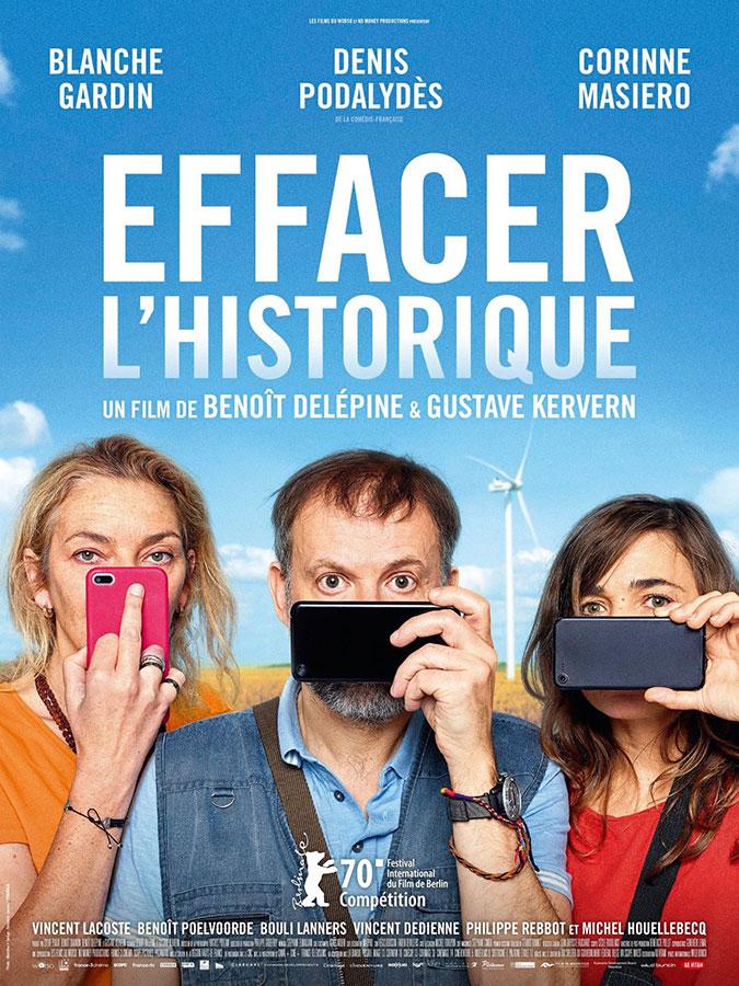Effacer l'historique (Gustave Kervern et Benoît Delépine, 2020)