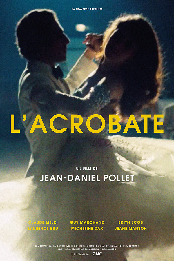 L'Acrobate (Daniel Pollet, 1976)