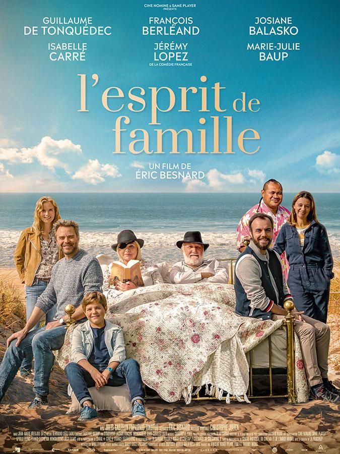L'Esprit de famille (Eric Besnard, 2020)