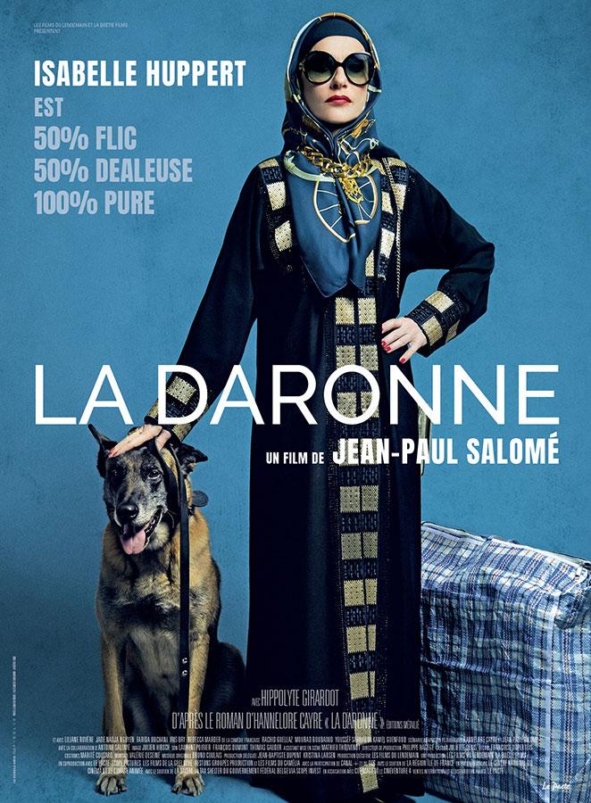 La Daronne (Jean-Paul Salomé, 2020)