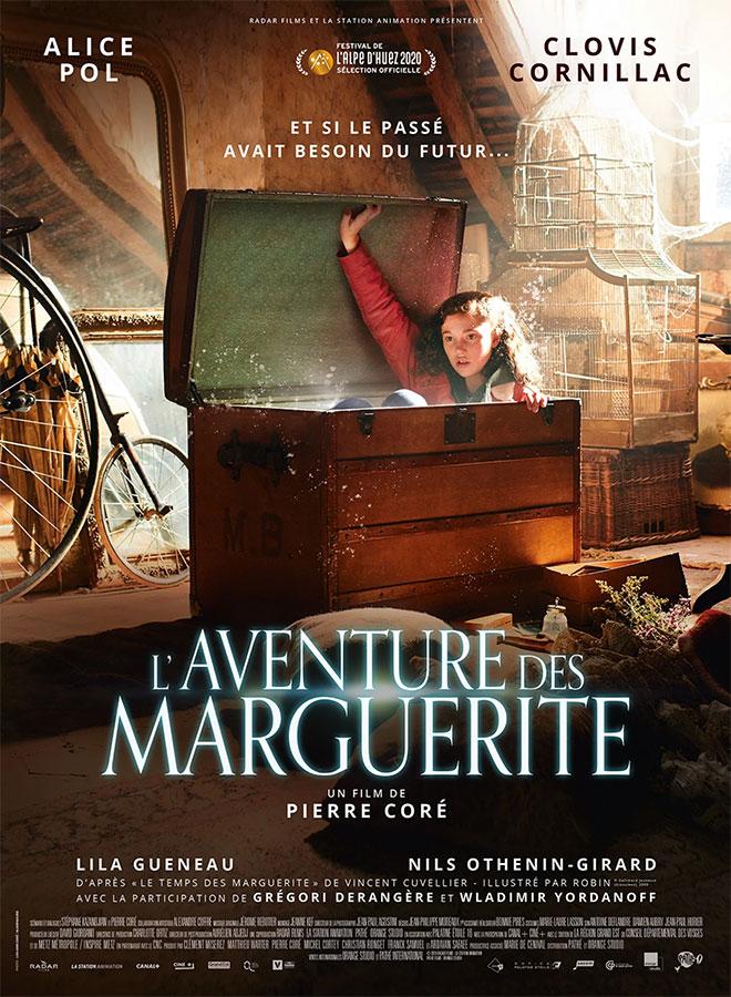 L'Aventure des Marguerite (Pierre Coré, 2020)