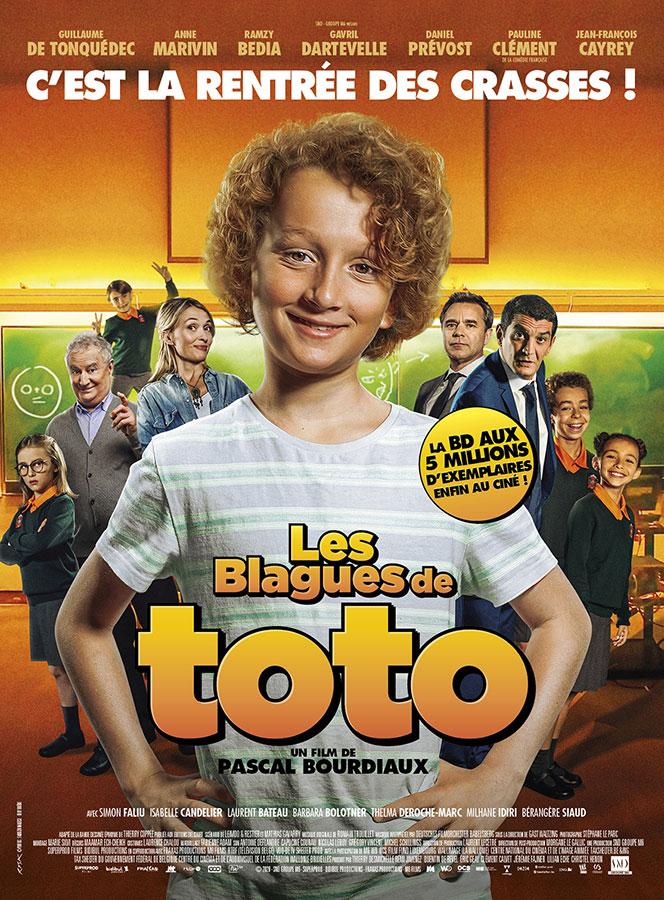 Les Blagues de Toto (Pascal Bourdiaux, 2020)
