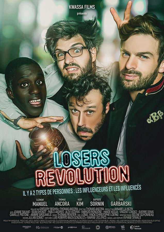 Losers Revolution (Thomas Ancora et Grégory Beghin, 2020)