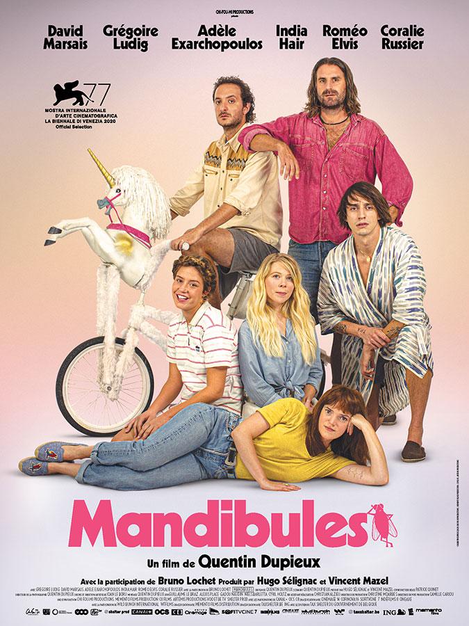 Mandibules (Quentin Dupieux, 2020)