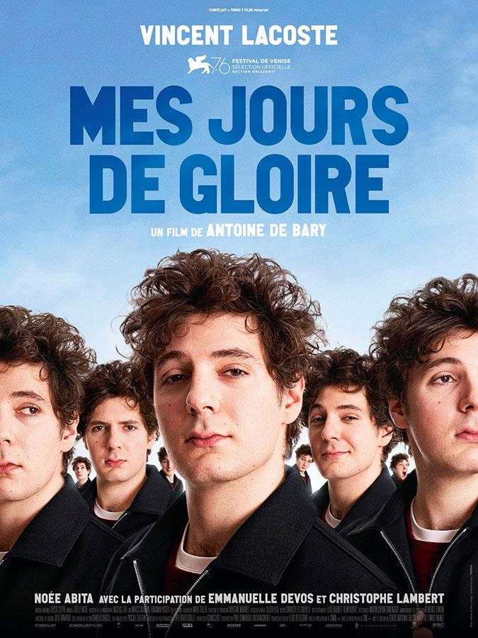 Mes jours de gloire (Antoine de Bary, 2020)