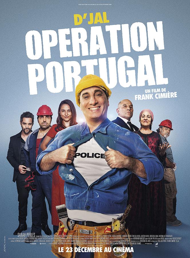 Opération Portugal (Frank Cimière, 2020)
