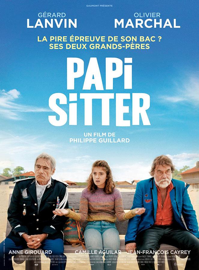 Papi Sitter (Philippe Guillard, 2019)
