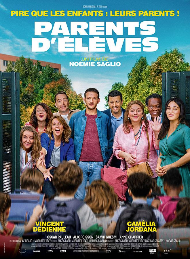 Parents d'élèves (Noémie Saglio, 2020)