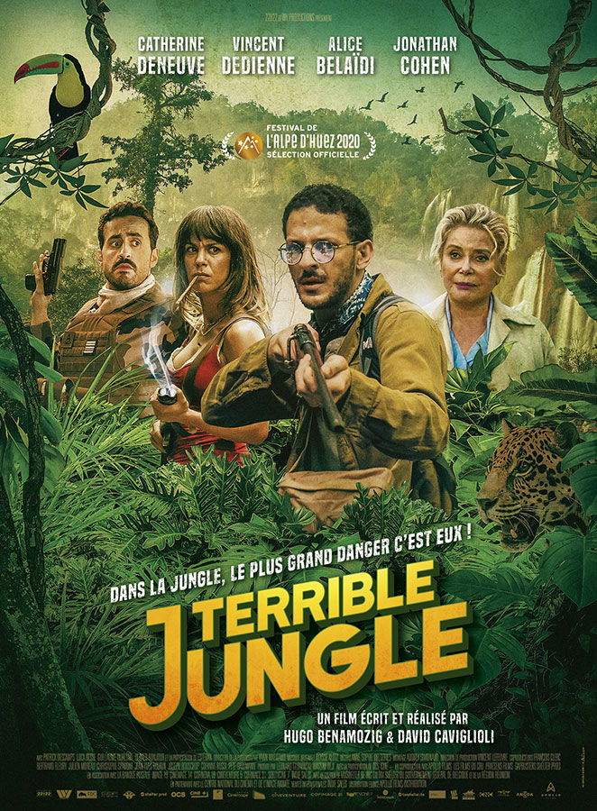 Terrible Jungle (Hugo Benamozig et David Caviglioli, 2020)