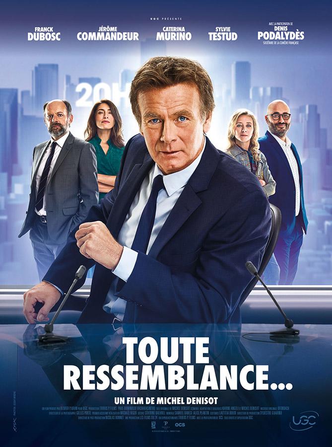 Toute ressemblance (Michel Denisot, 2019)