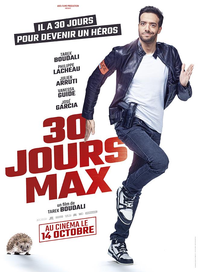30 jours max (Tarek Boudali, 2020)