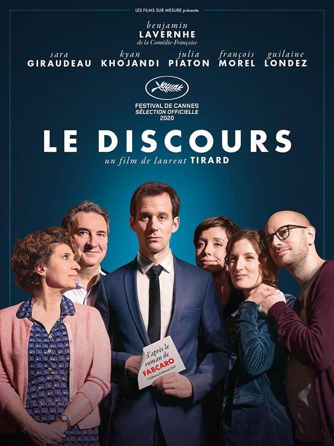 Le Discours (Laurent Tirard, 2020)