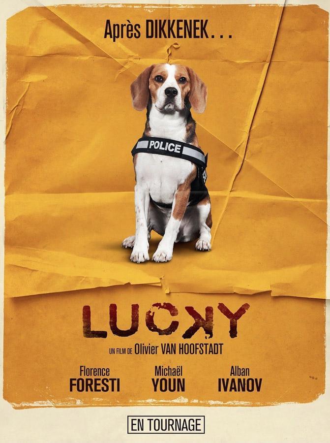 Lucky (Olivier Van Hoofstadt, 2020)