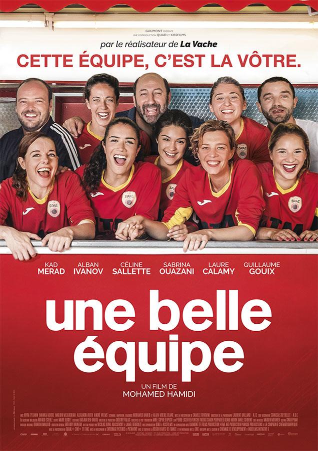 Une belle équipe (Mohamed Hamidi, 2020)