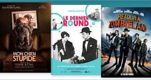 sorties Comédie du 30 octobre 2019 : Mon chien Stupide, Retour à Zombieland, Le Dernier round (rep.1926)
