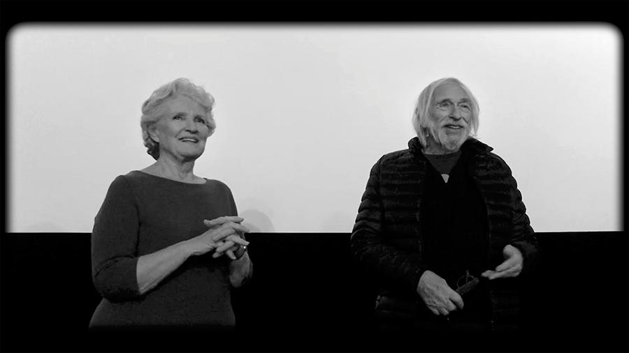Marie-Christine Barrault et Pierre Richard - Jerico sert illico ! (Jérémie Imbert, 2019)