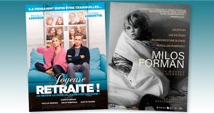 sorties Comédie du 20 novembre 2019 : Joyeuse retraite !, L'Audition, L'As de pique, Les Amours d'une blonde, Au feu les pompiers !