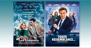 sorties Comédie du 27 novembre 2019 : Last Christmas, Toute ressemblance…