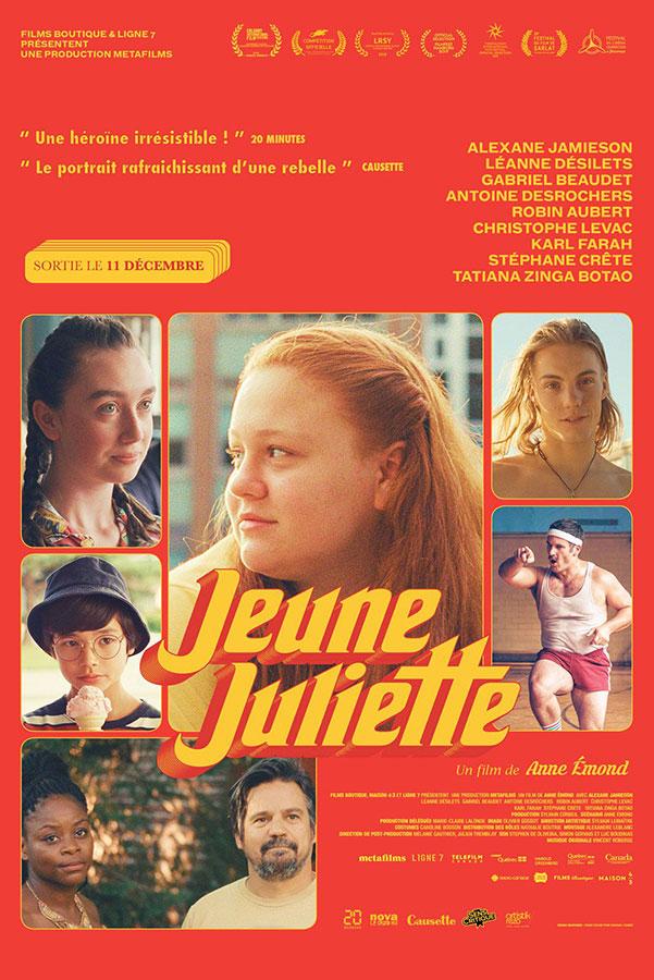 Jeune Juliette (Anne Émond, 2019)