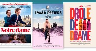 sorties Comédie du 18 décembre 2019 : Notre dame, Emma Peeters, Drôle de drame (1937)