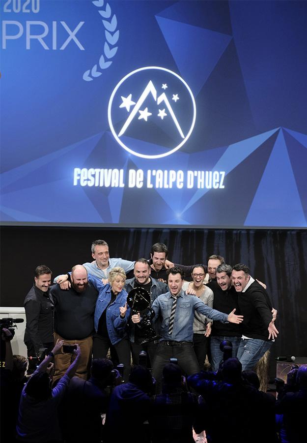 Grand Prix du 23e Festival de comédie de l'Alpe d'Huez : Divorce club de Michaël Youn