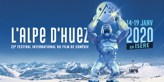 23ème Festival International du Film de Comédie de l'Alpe d'Huez