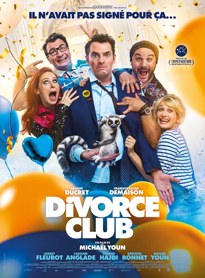 Divorce club (Michaël Youn, 2020)