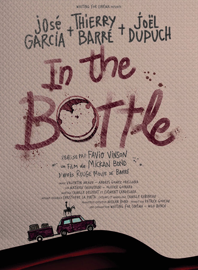 In The Bottle (Mickan Bond et Favio Vinson , 2020)