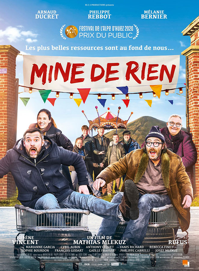 Mine de rien (Mathias Mlekuz, 2020)