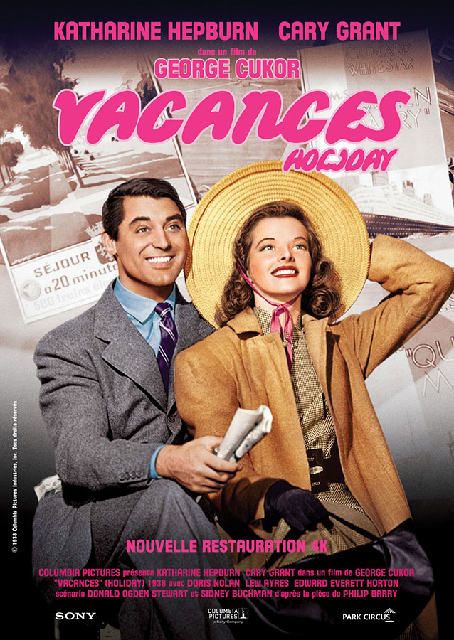 Vacances (Holiday) de George Cukor (1938)