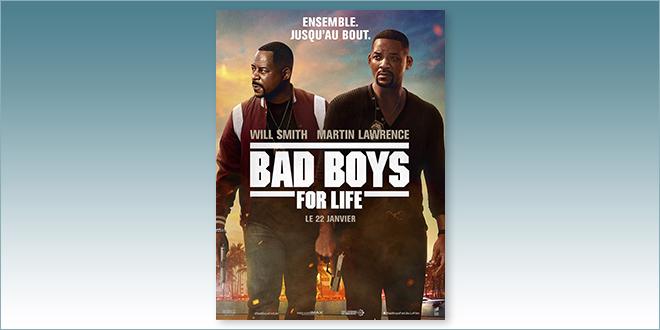 sorties Comédie du 22 janvier 2020 : Bad Boys for life