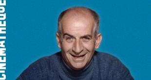 Louis de Funès honoré à la Cinémathèque du 1 avril au 2 août 2020