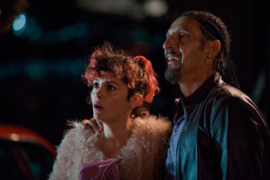 Audrey Tautou et John Turturro dans The Jesus Rolls (John Turturro, 2020) - © Sidney Kimmel Entertainment
