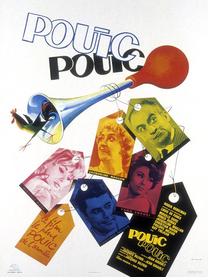 Pouic-Pouic (Jean Girault, 1963)