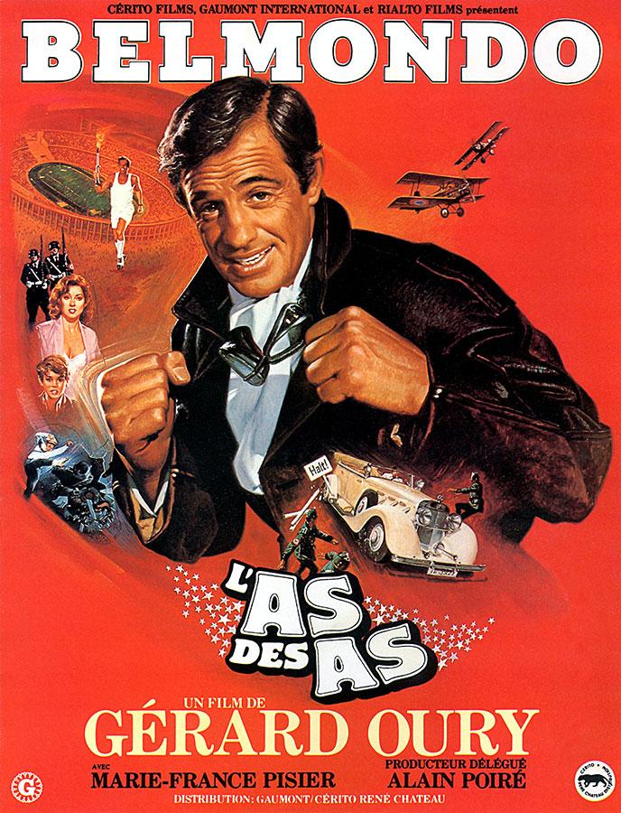 L'As des as (Gérard Oury, 1982)