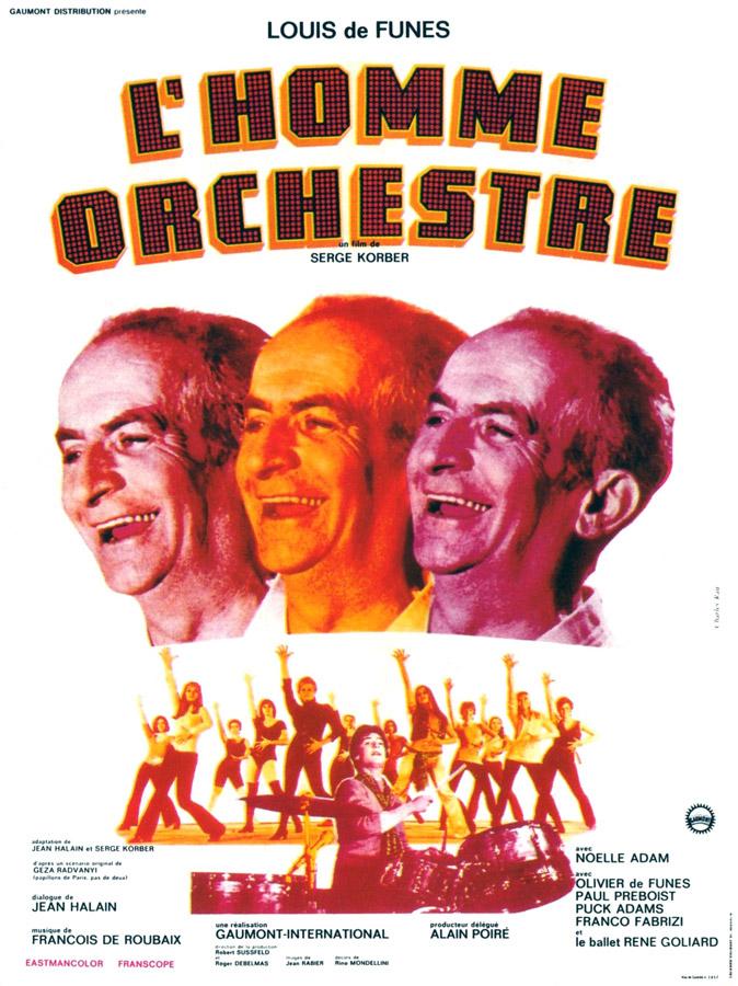 L'Homme orchestre (Serge Korber, 1970)