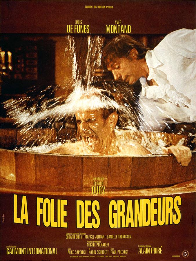 La Folie des grandeurs (Gérard Oury, 1971)