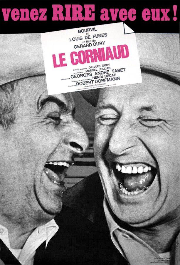Le Corniaud (Gérard Oury, 1965)