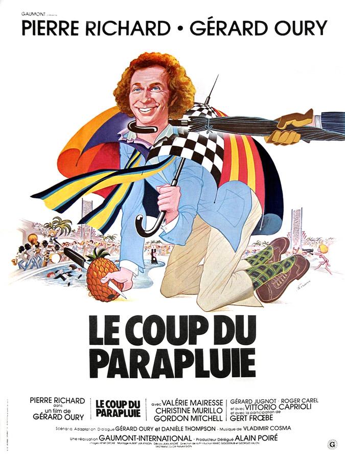 Le Coup du parapluie (Gérard Oury, 1980)