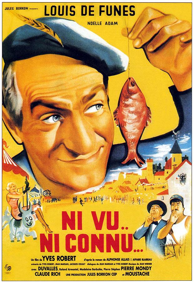 Ni vu, ni connu (Yves Robert, 1957)
