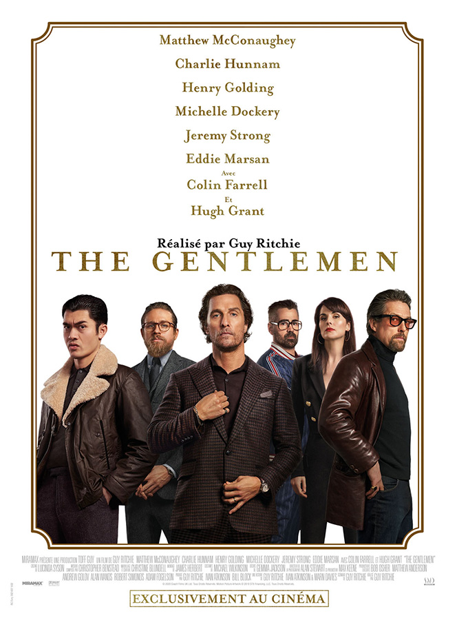 The Gentlemen (Guy Ritchie, 2020)