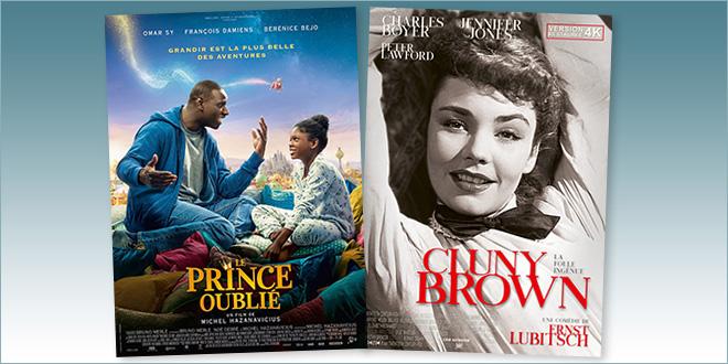 sorties Comédie du 12 février 2020 : Le Prince oublié, La Folle ingénue (Cluny Brown, 1946)