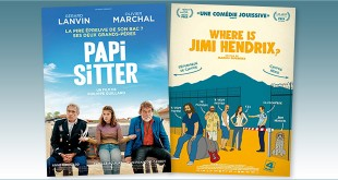 sorties Comédie du 4 mars 2020 : Papi sitter, Where is Jimi Hendrix ? (Smuggling Hendrix)