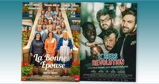 sorties Comédie du 11 mars 2020 : La Bonne épouse, Losers Revolution