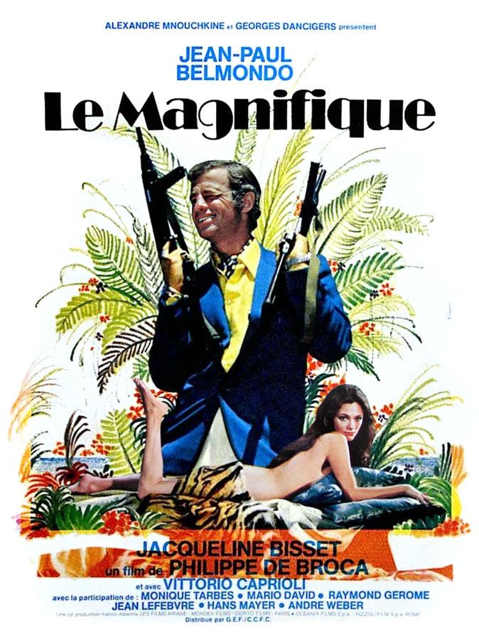 Le Magnifique (Philippe de Broca, 1973)